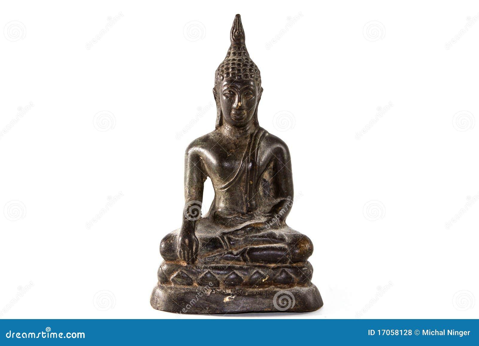 μικρό άγαλμα του Βούδα