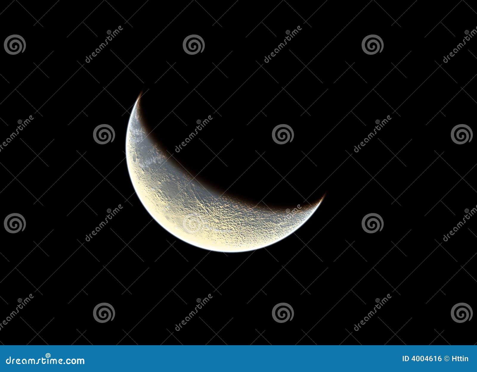 μισό φεγγάρι