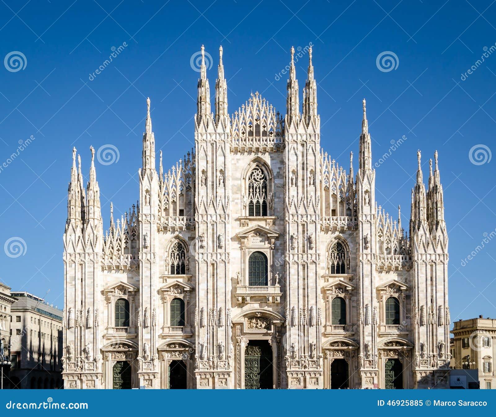 Μιλάνο, Duomo