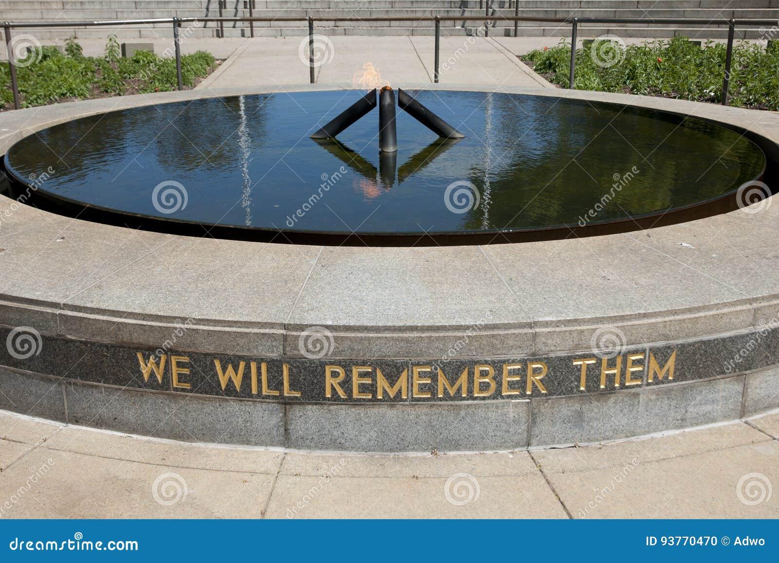 Μνημείο κρατικού πολέμου - Περθ - Αυστραλία