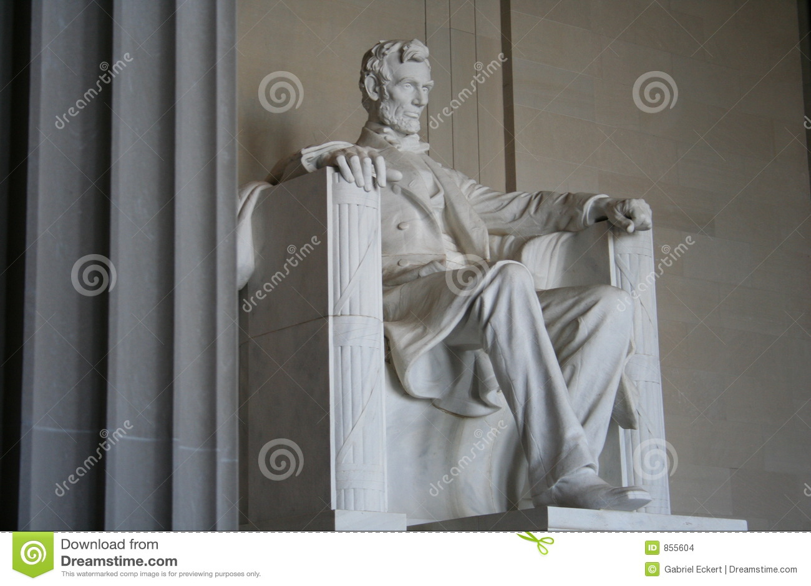 μνημείο του Λίνκολν