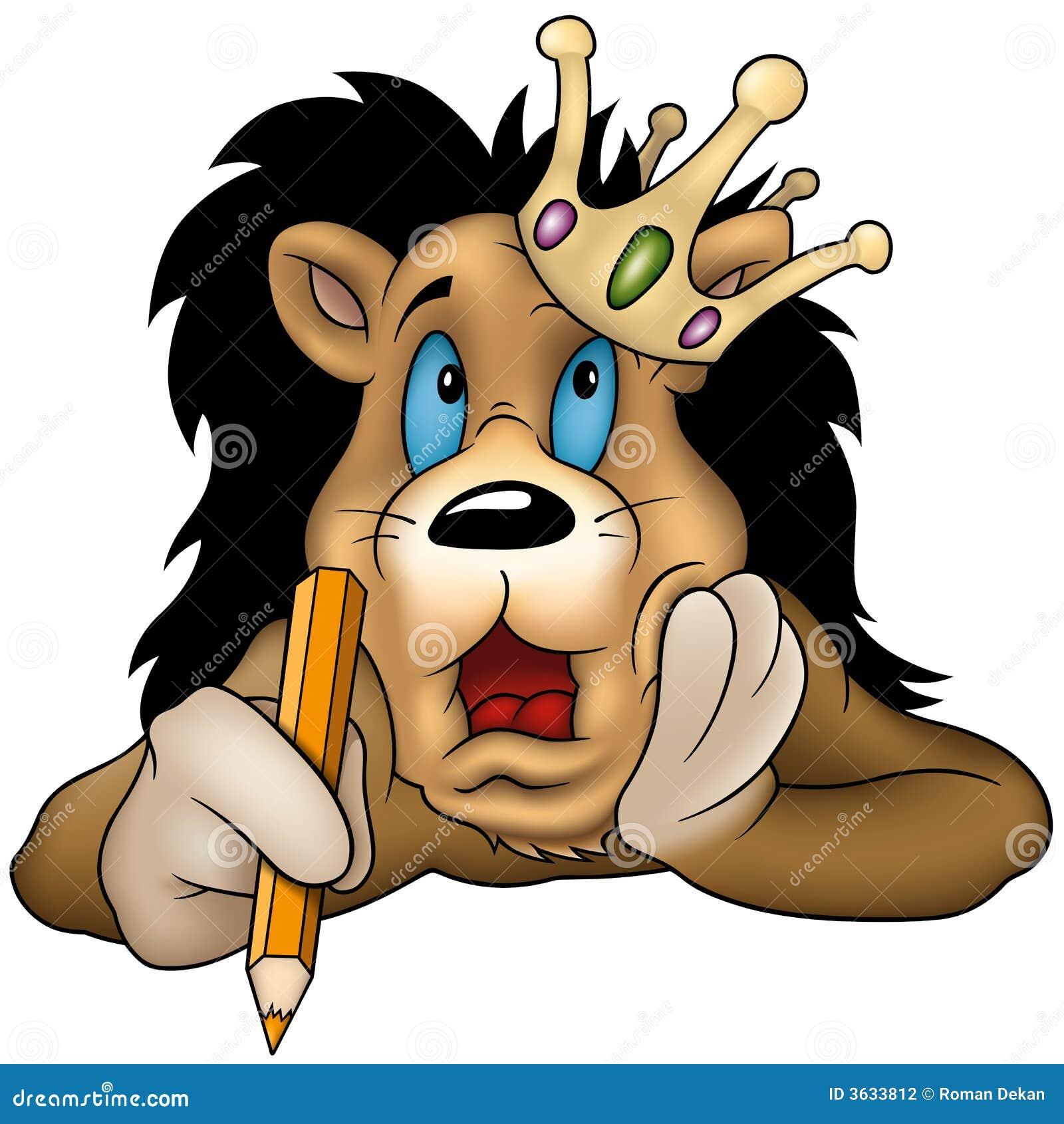 μολύβι λιονταριών