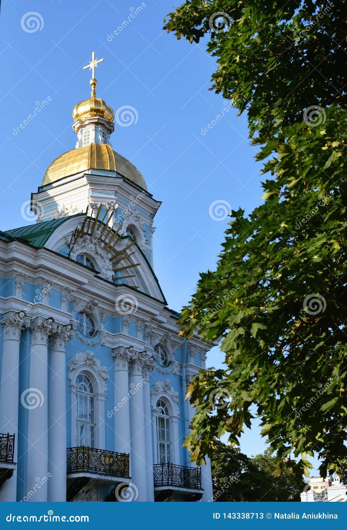 Μονή Smolny ή μονή Smolny της αναζοωγόνησης Voskresensky