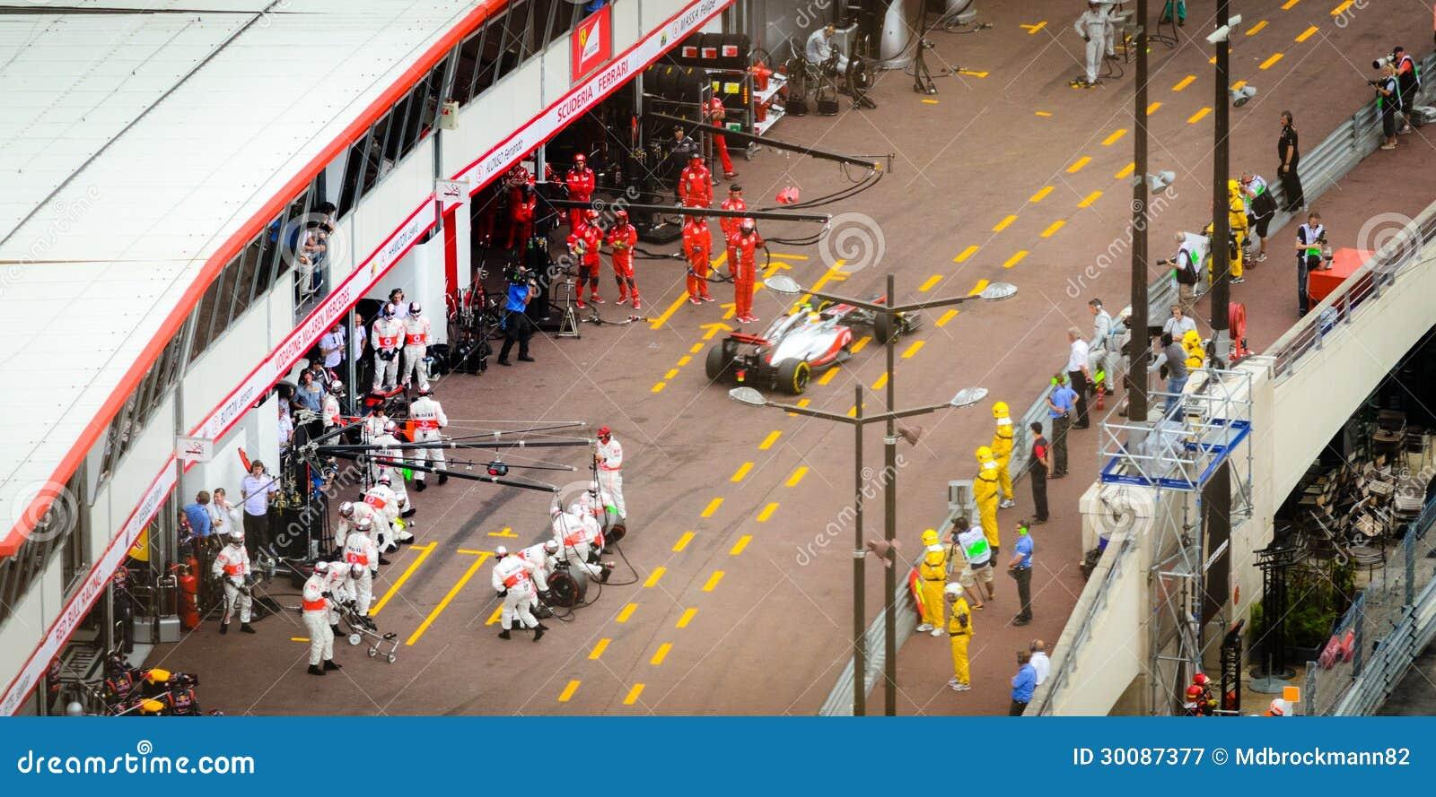 Μονακό GP το 2012