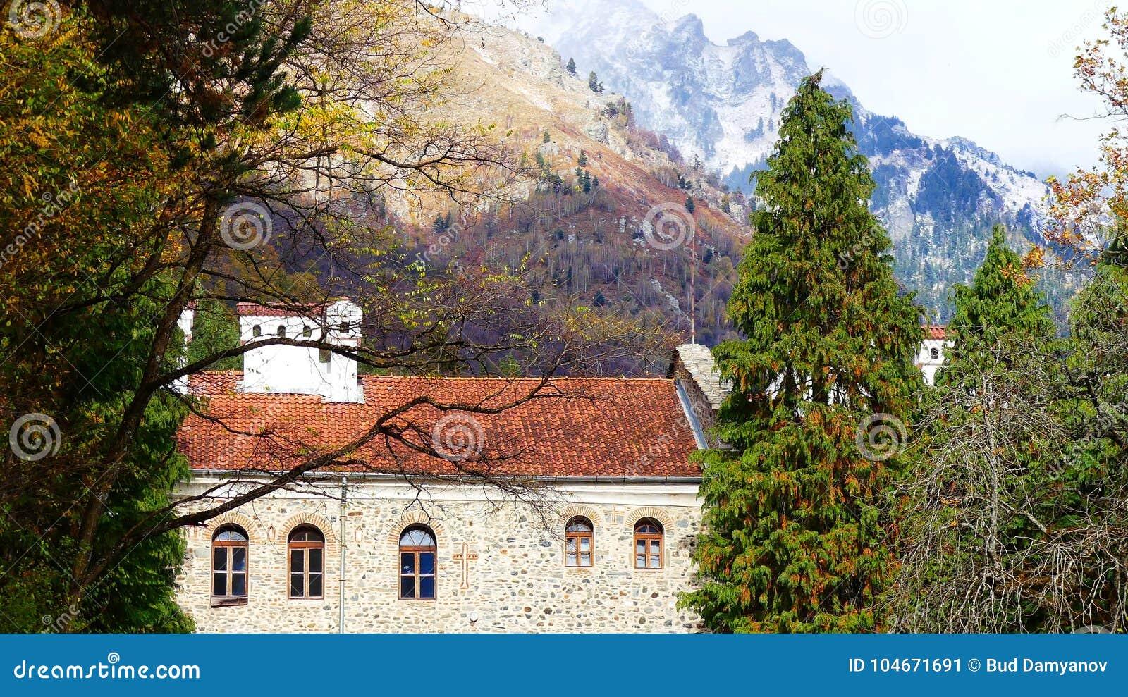 μοναστήρι παλαιό