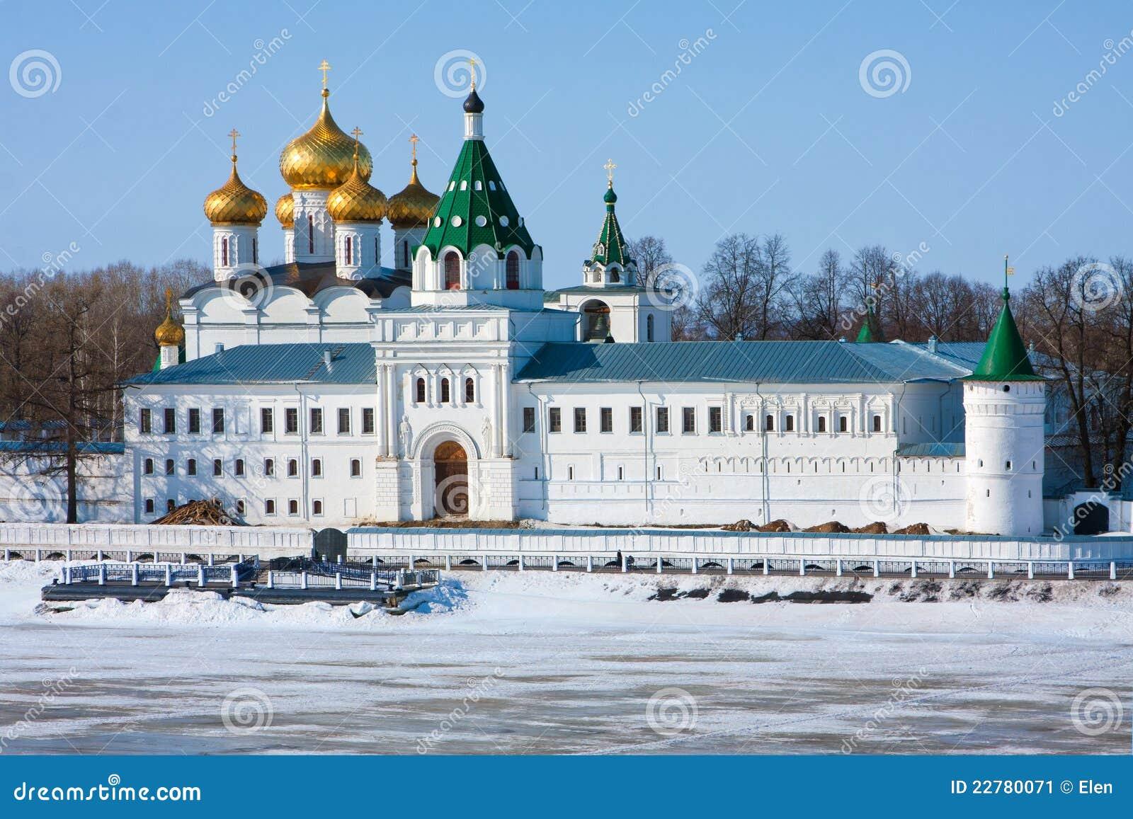 Μοναστήρι Ipatievsky στη Ρωσία, Kostroma