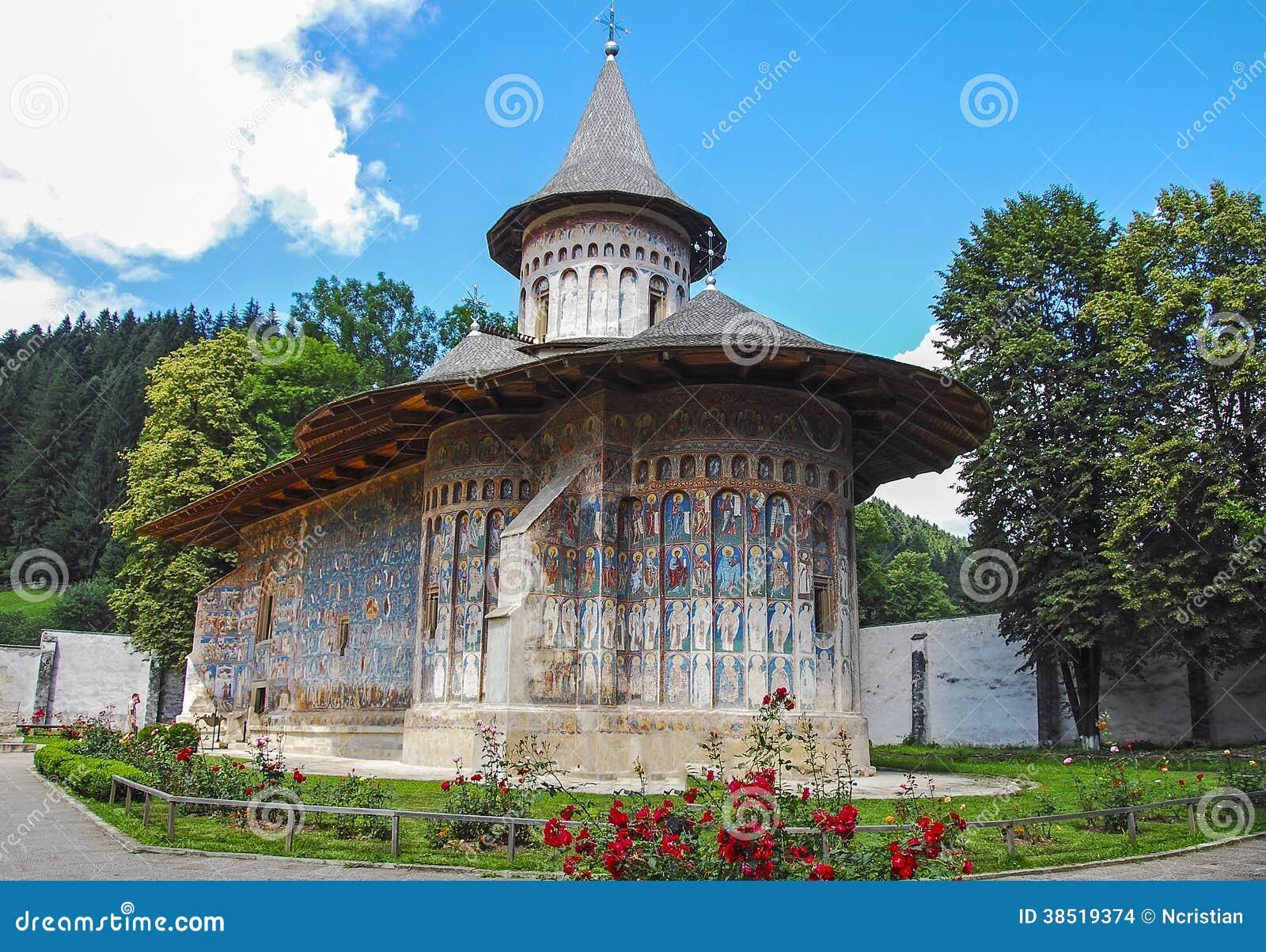 Μοναστήρι Voronet