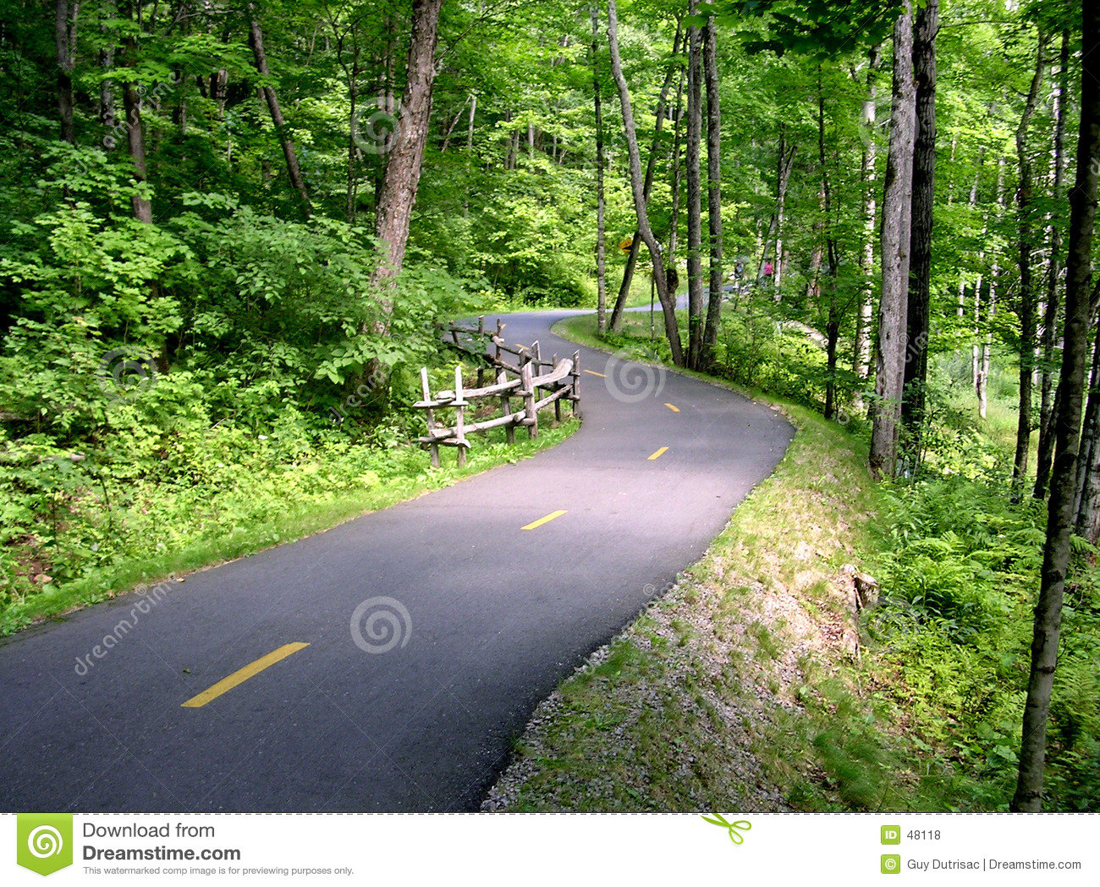 Download μονοπάτι ποδηλάτων στοκ εικόνες. εικόνα από δέντρα, κοσμημάτων - 48118