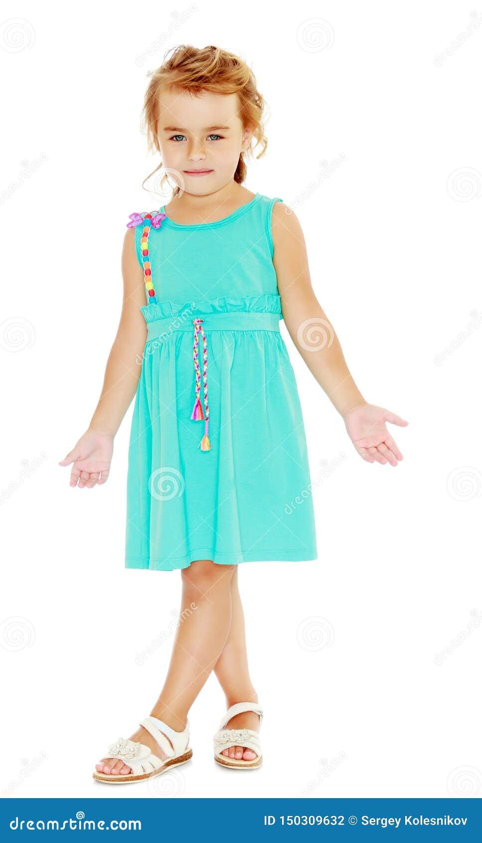Μοντέρνο μικρό κορίτσι