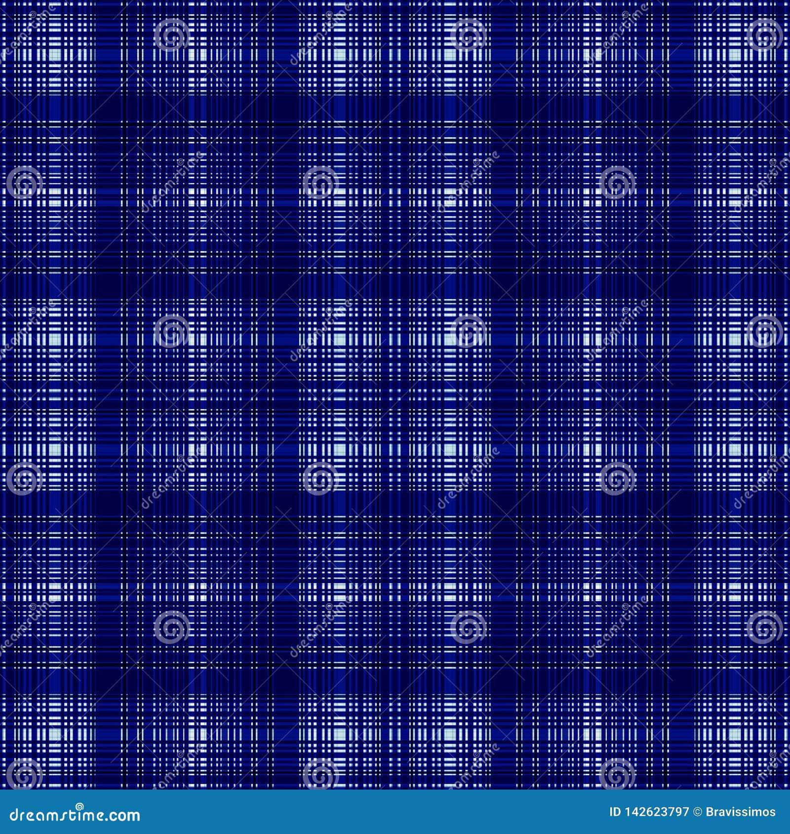 Μοντέρνο τετραγωνικό σχέδιο, ύφασμα λωρίδων καρό γραφικό