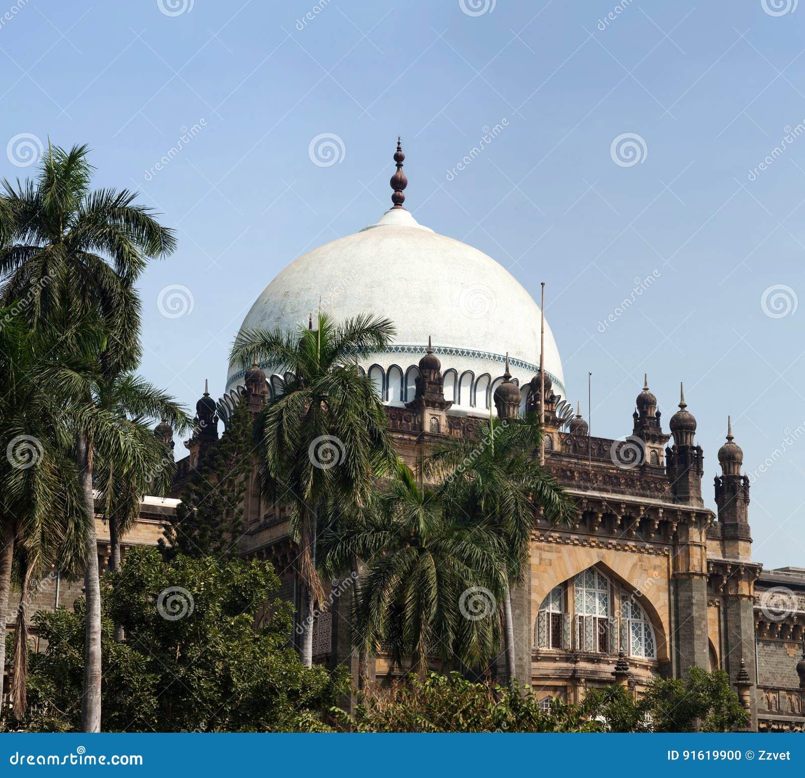 Μουσείο Πρίγκηπων της Ουαλίας της δυτικής Ινδίας σε Mumbai, νότια Ινδία