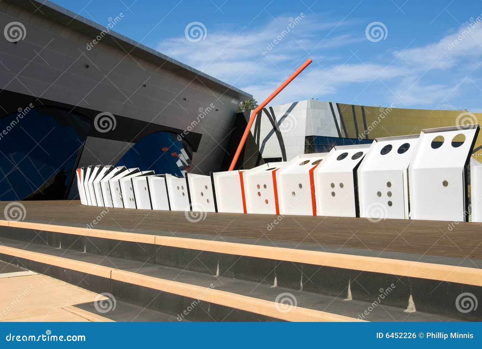 μουσείο της Αυστραλία&sigma