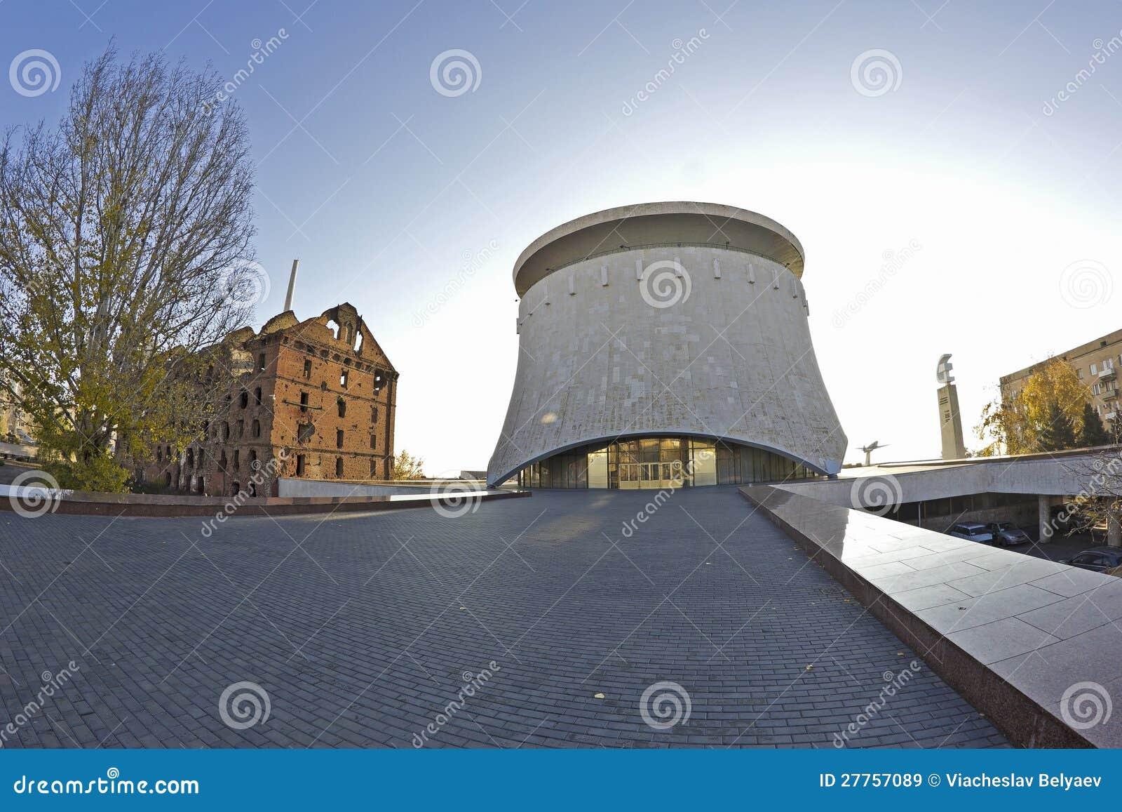 Μουσείο της μάχης Stalingral