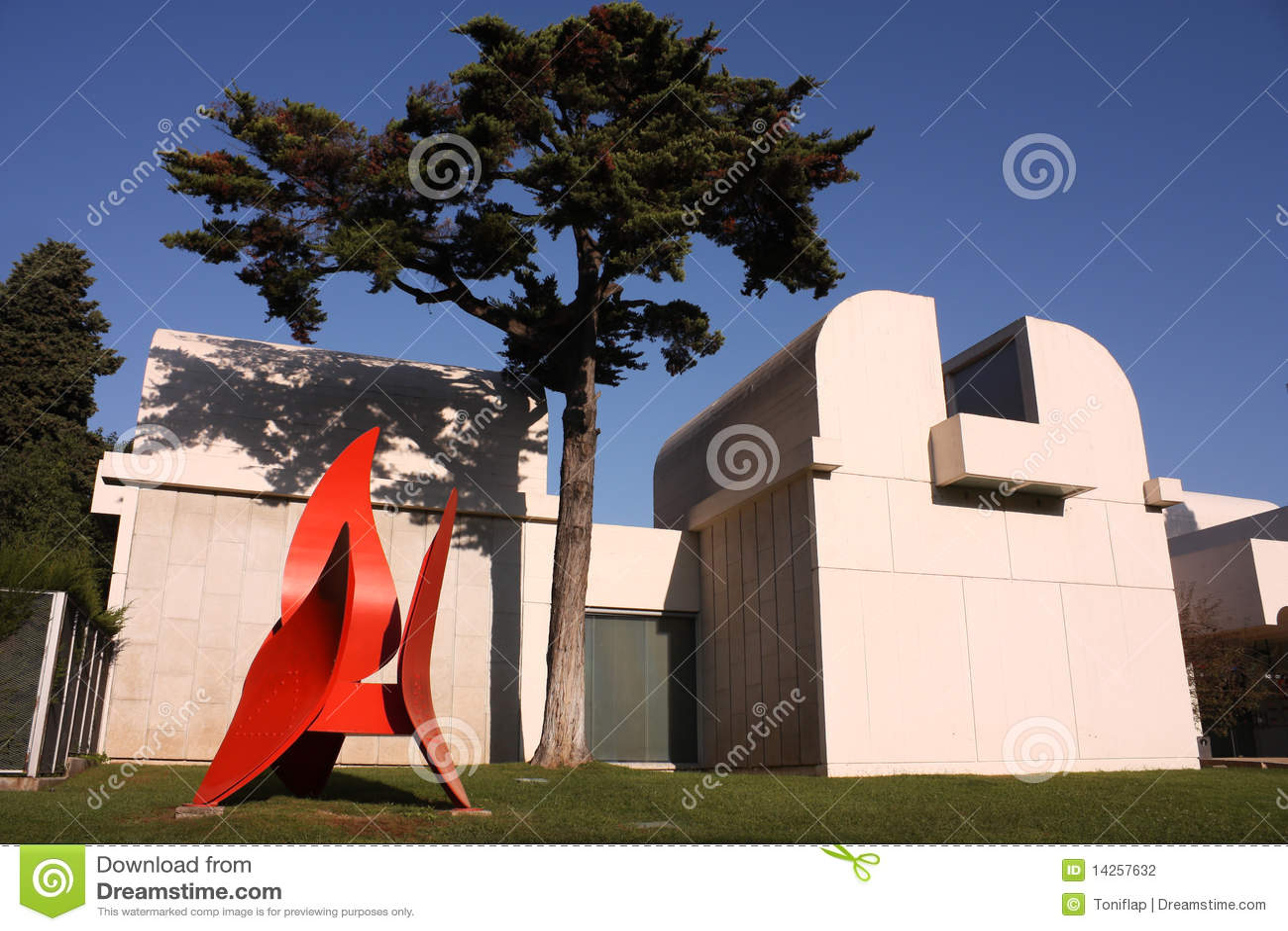 μουσείο miro του Joan ιδρύματο&si