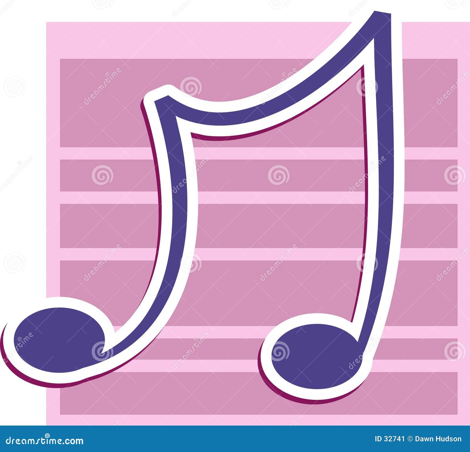 μουσική νότα