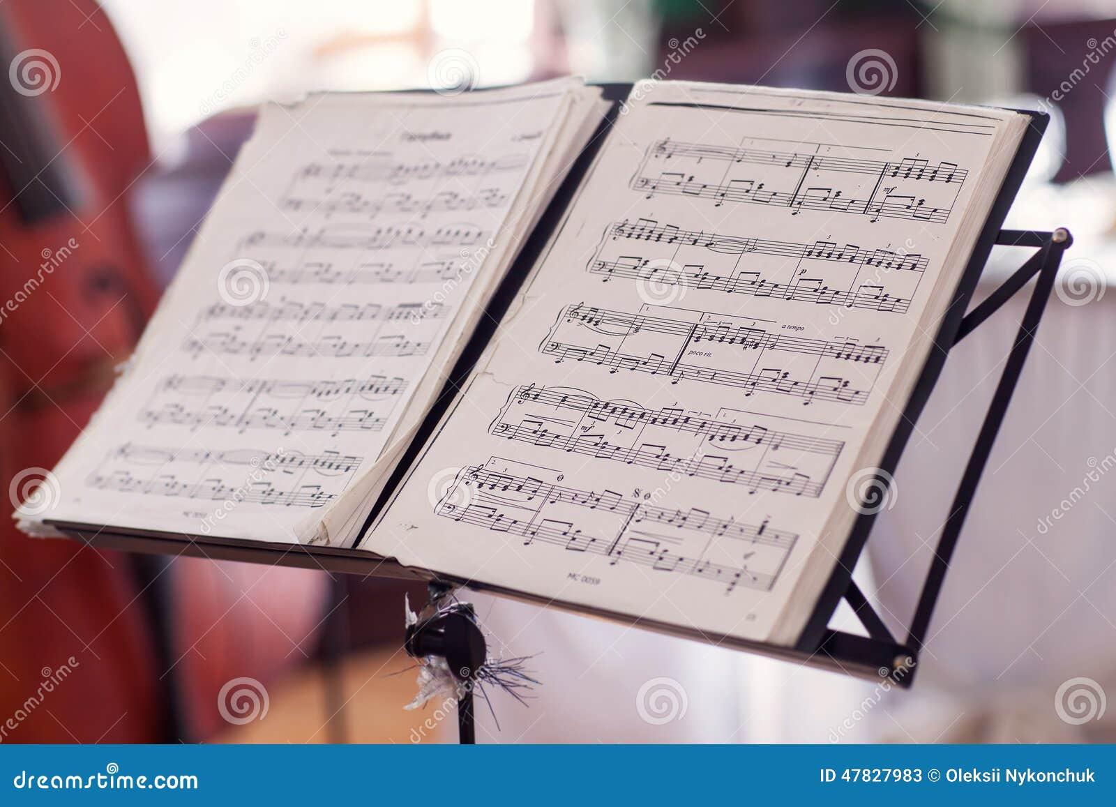 Μουσική φύλλων