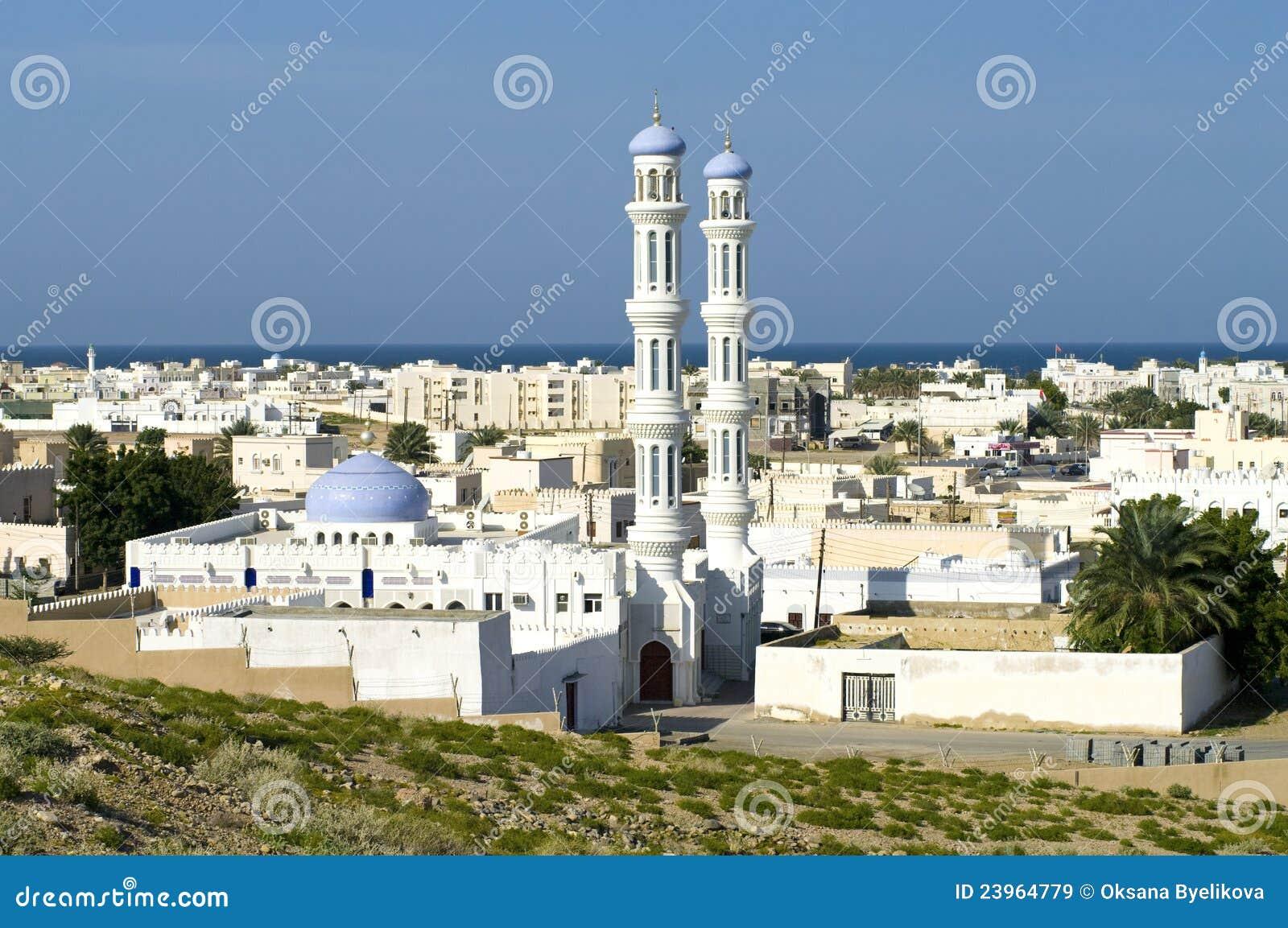 μουσουλμανικό τέμενος Ομάν sur