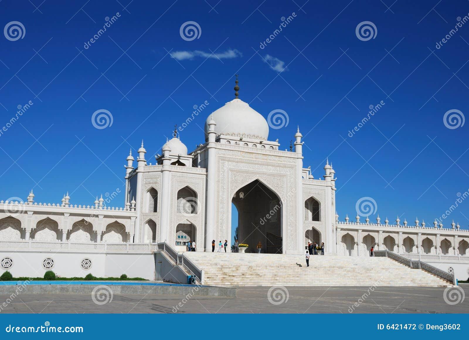 μουσουλμανικό τέμενος