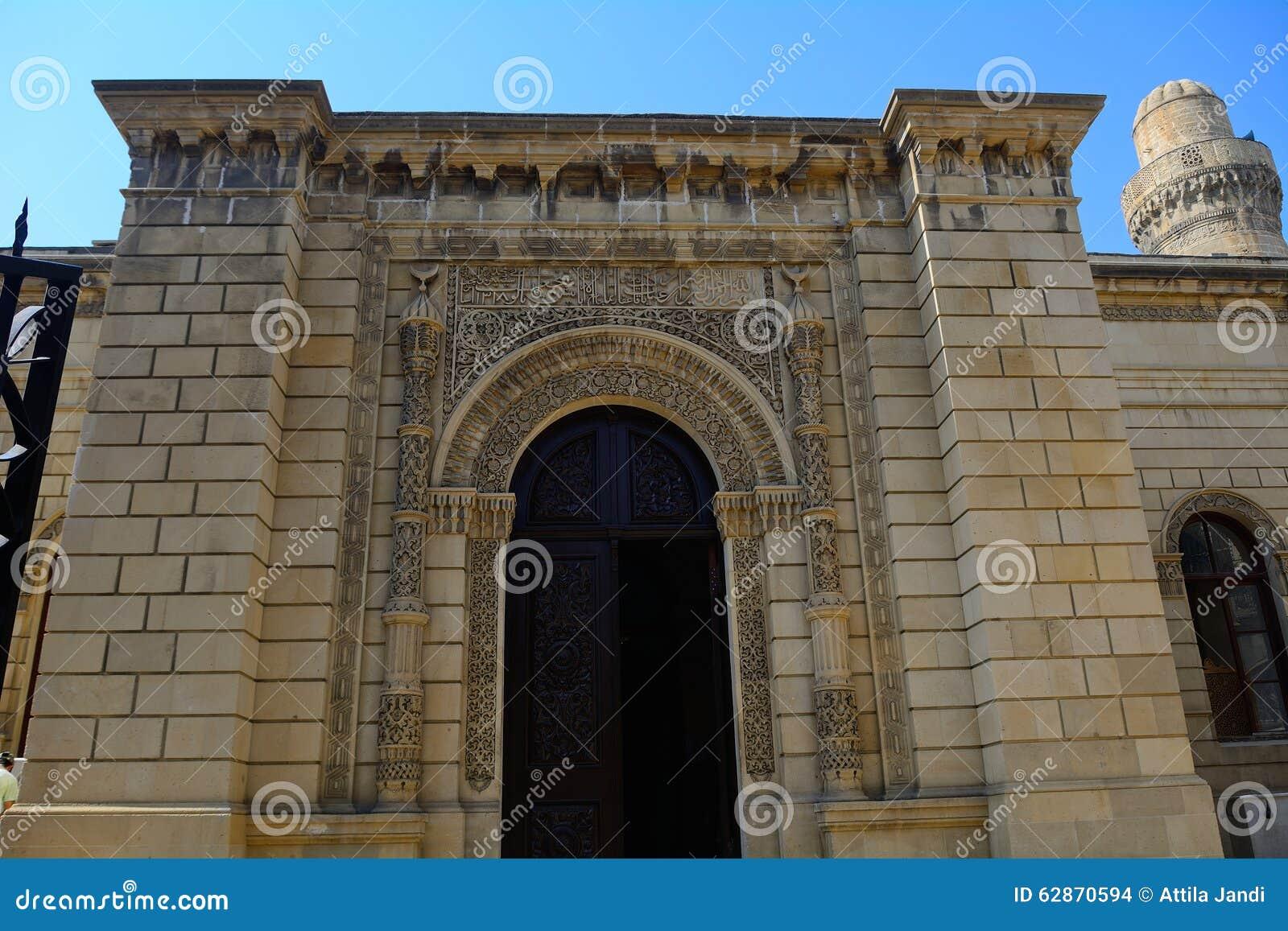 Μουσουλμανικό τέμενος Juma, Μπακού, Αζερμπαϊτζάν