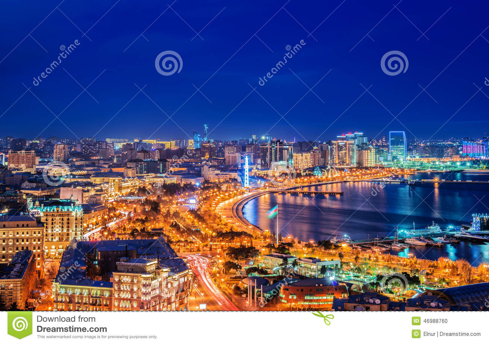 Μπακού, Αζερμπαϊτζάν