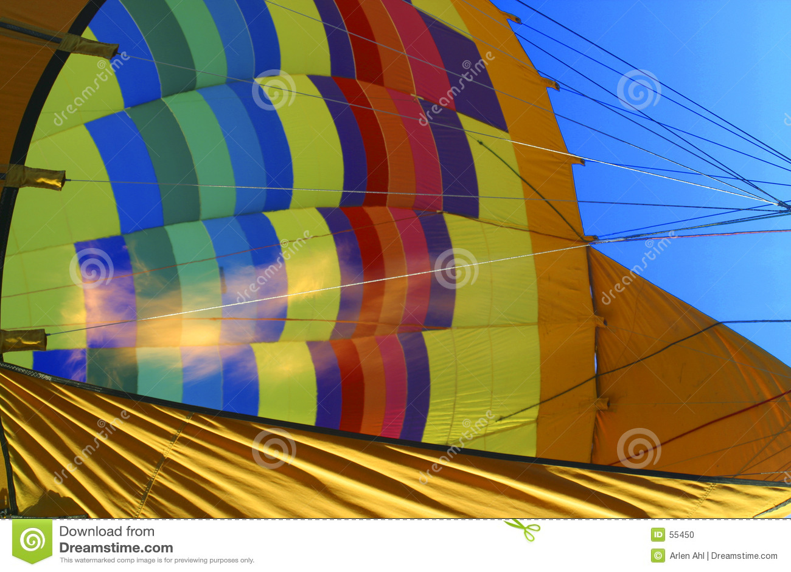 μπαλόνι αέρα 3 καυτό