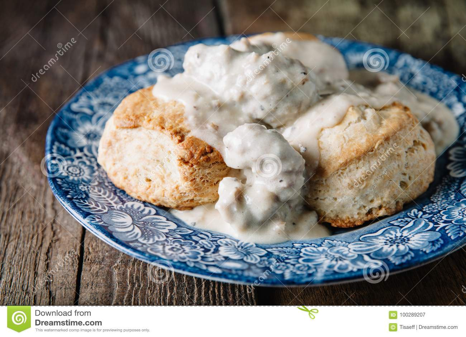 Μπισκότα και ζωμός