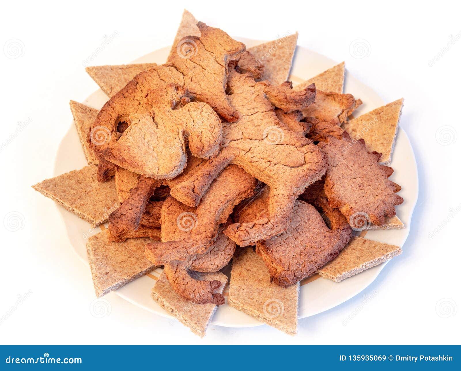 Μπισκότα πιπεροριζών σε ένα κύπελλο
