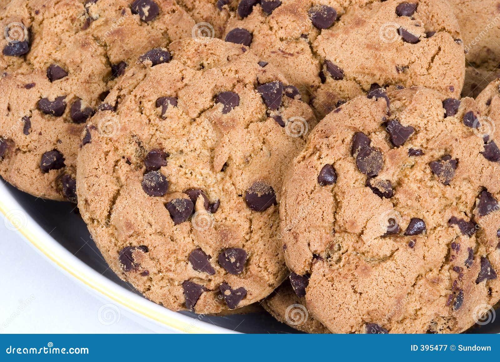 μπισκότα σοκολάτας τσιπ