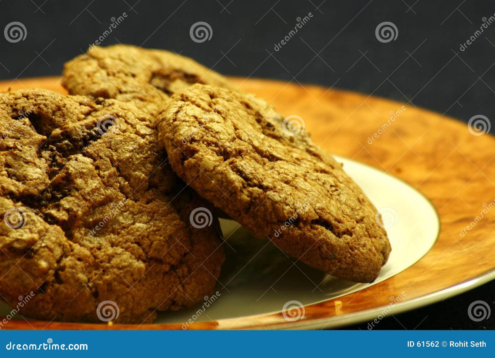 Download μπισκότα στοκ εικόνες. εικόνα από φρέσκος, snack, τσιπ, σοκολάτα - 61562