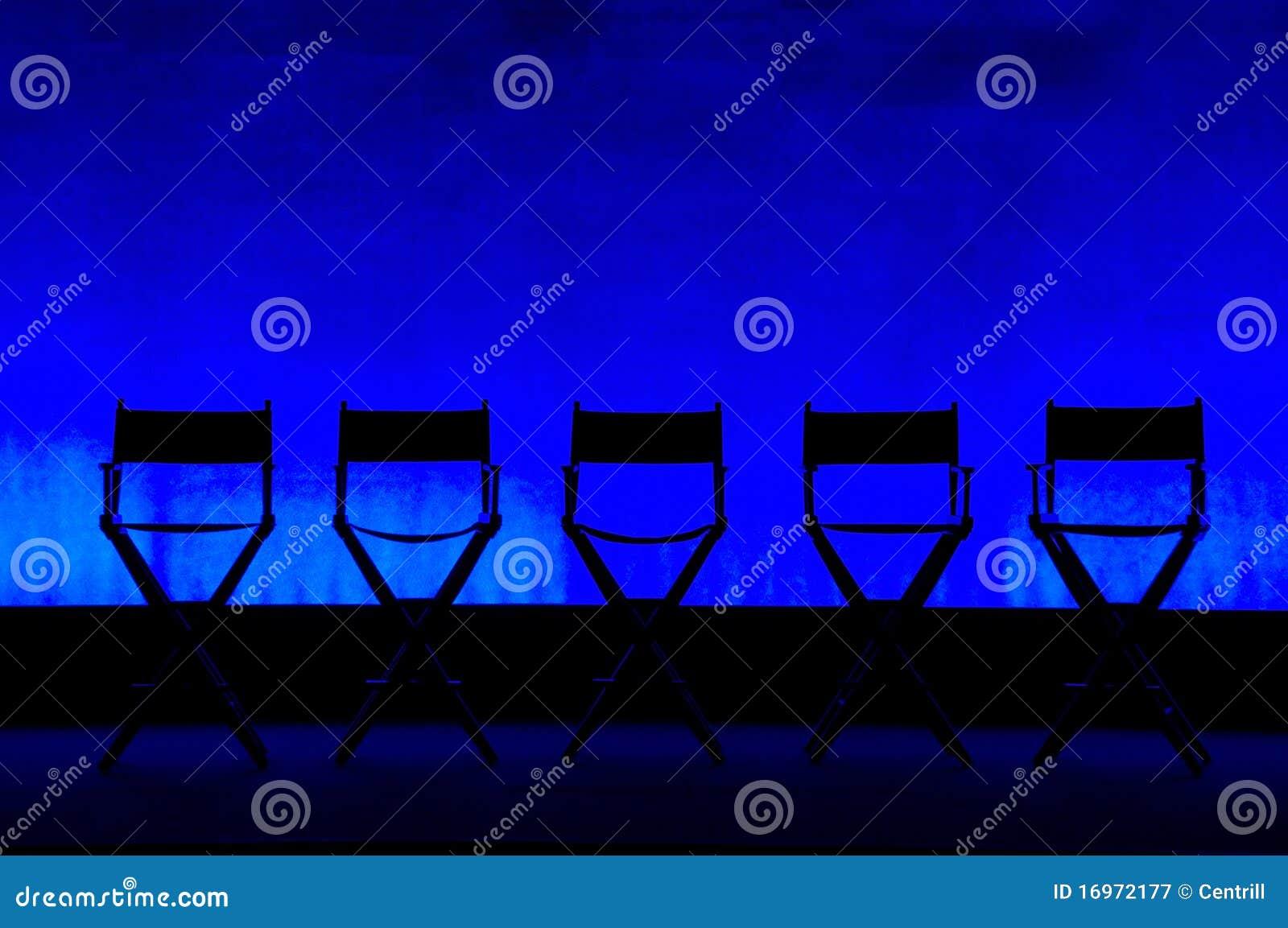 μπλε έδρες σκηνοθέτης πέντ