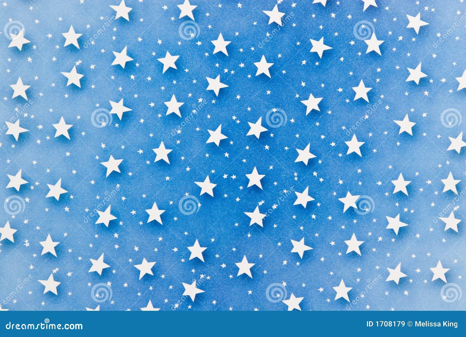 μπλε αστέρια