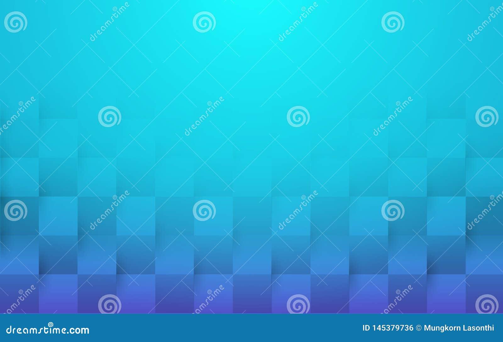Μπλε αφηρημένο τρισδιάστατο υπόβαθρο σύστασης ύφος τέχνης εγγράφου