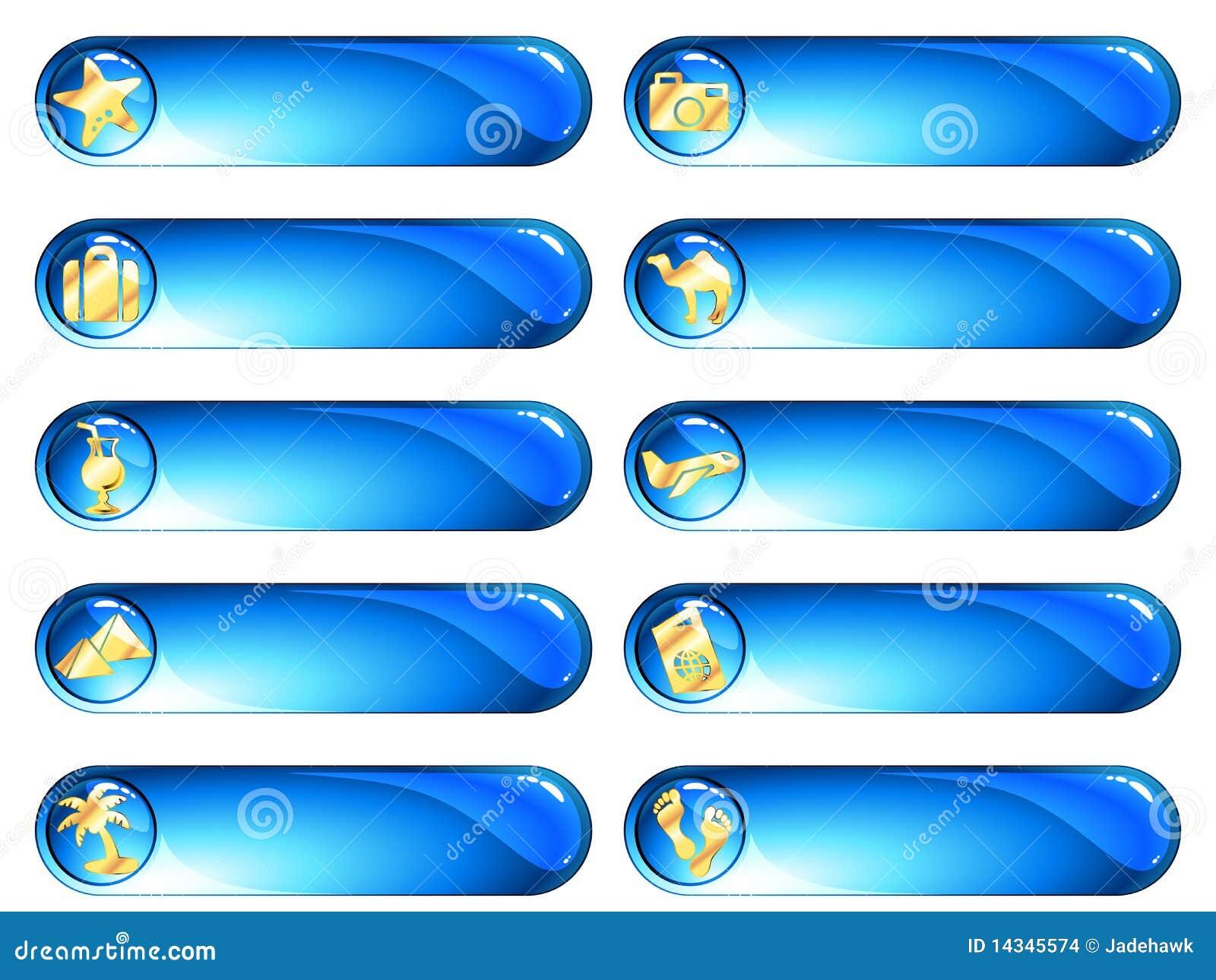 μπλε εξωτικές χρυσές δια