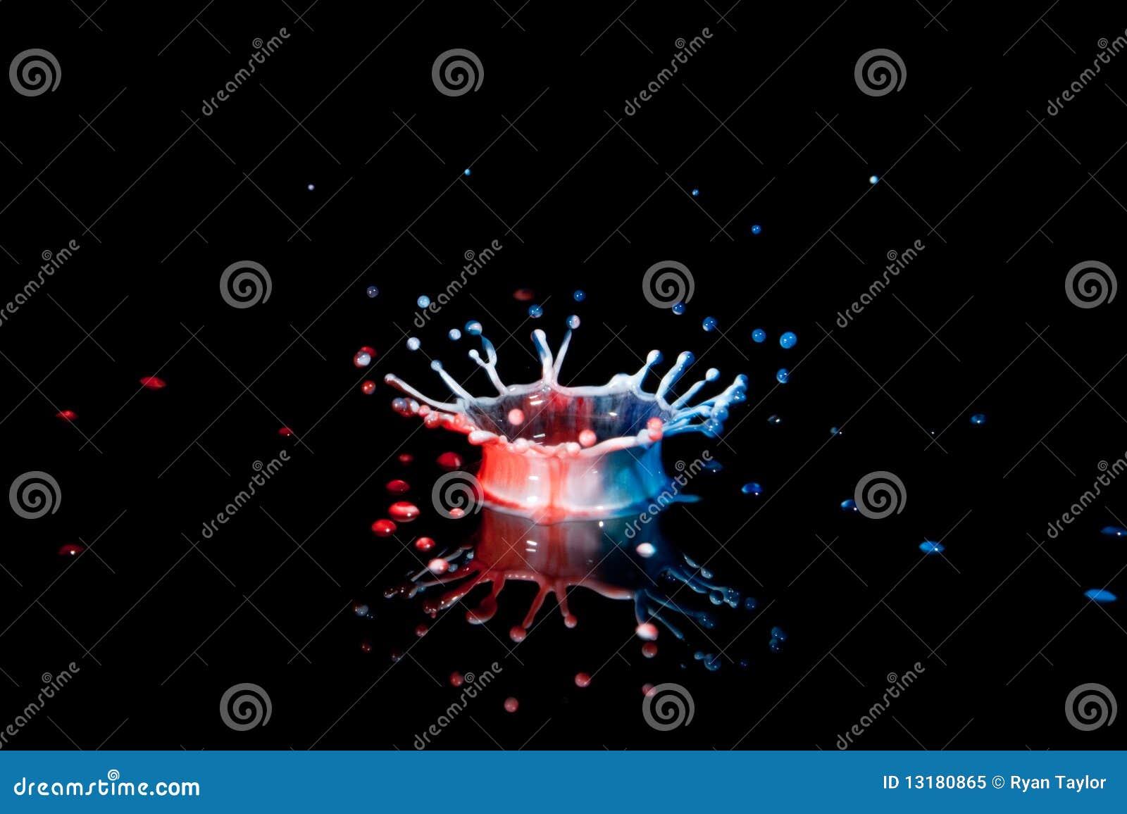 μπλε κόκκινο λευκό παφλ&al