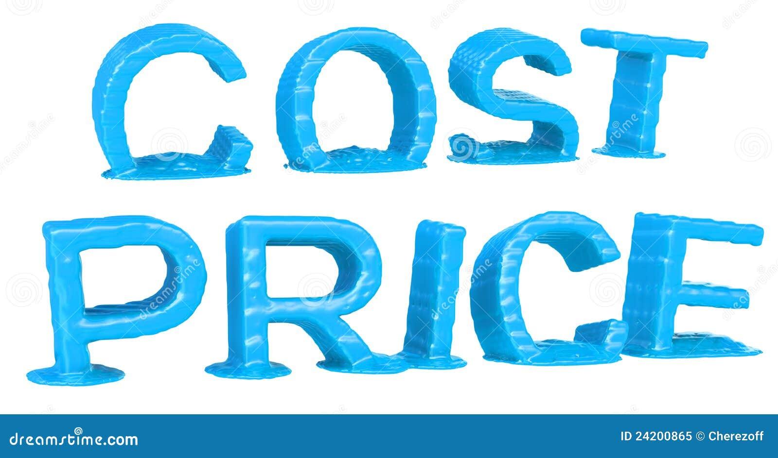 μπλε λέξη τιμών τήξης δαπανών
