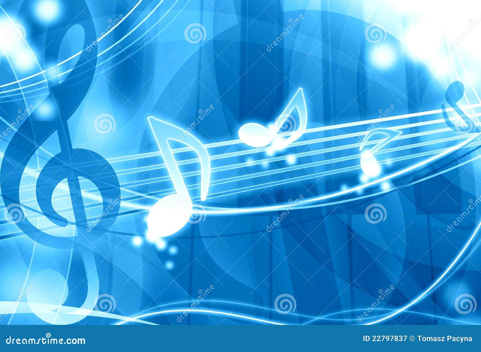 μπλε μουσική ανασκόπησης