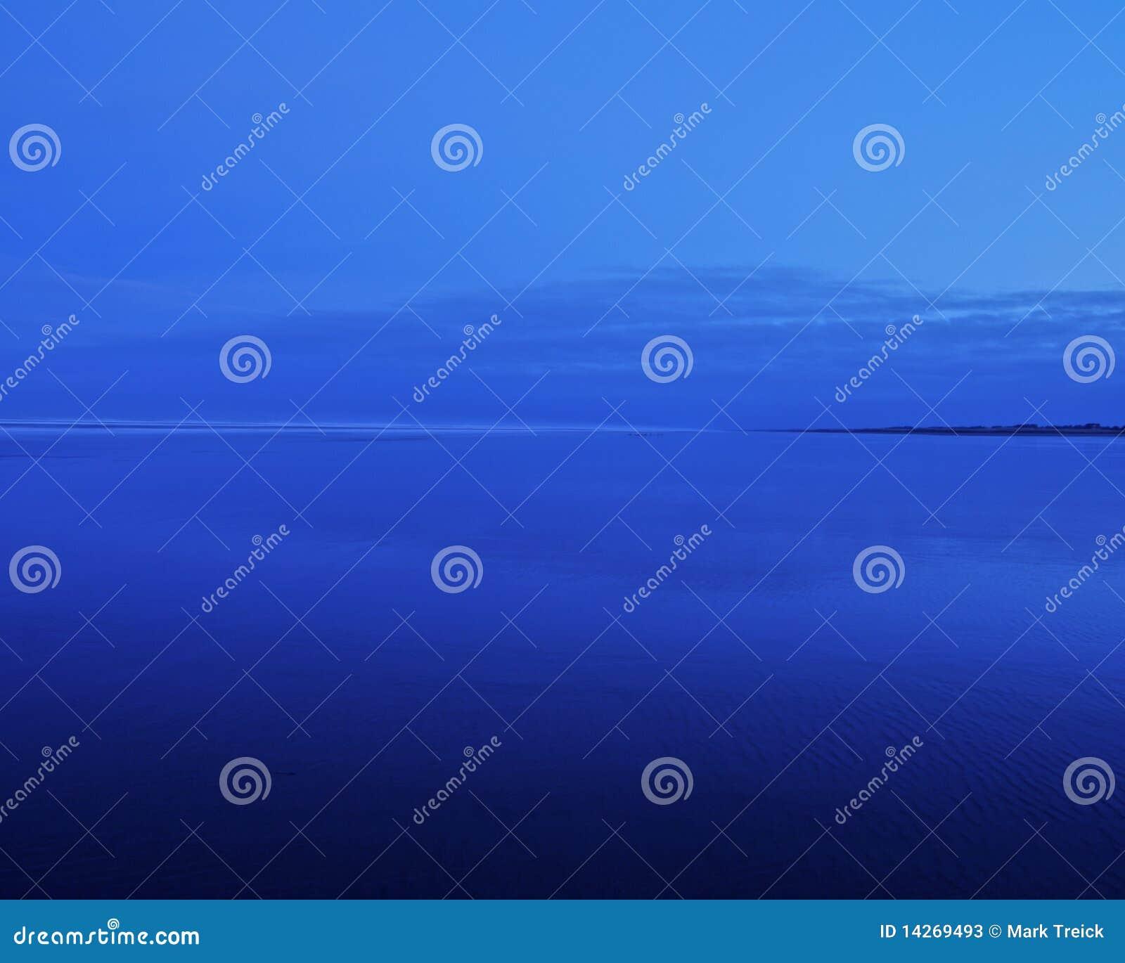 μπλε ουρανός άμμου