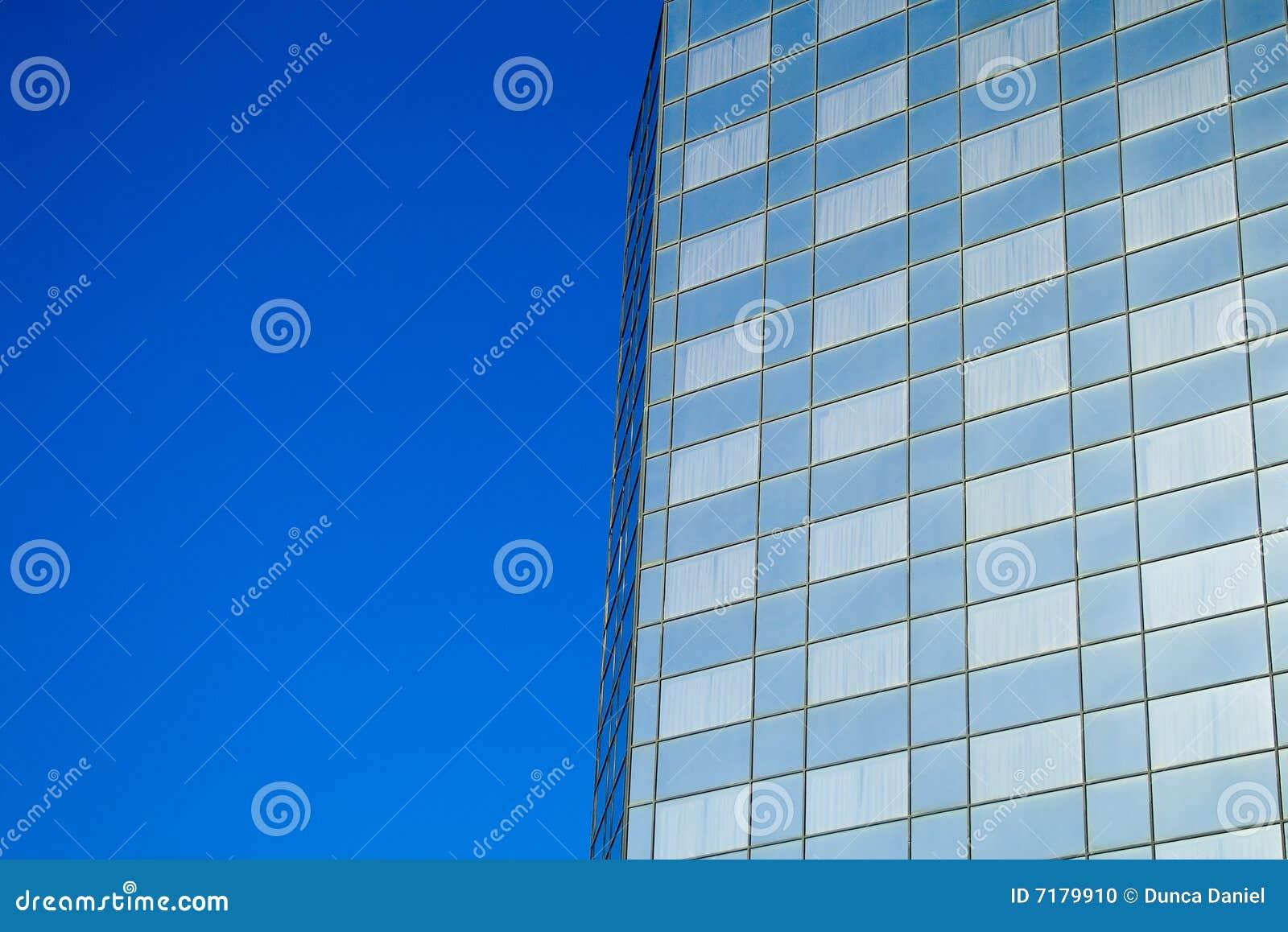 μπλε ουρανός γραφείων ο&iota