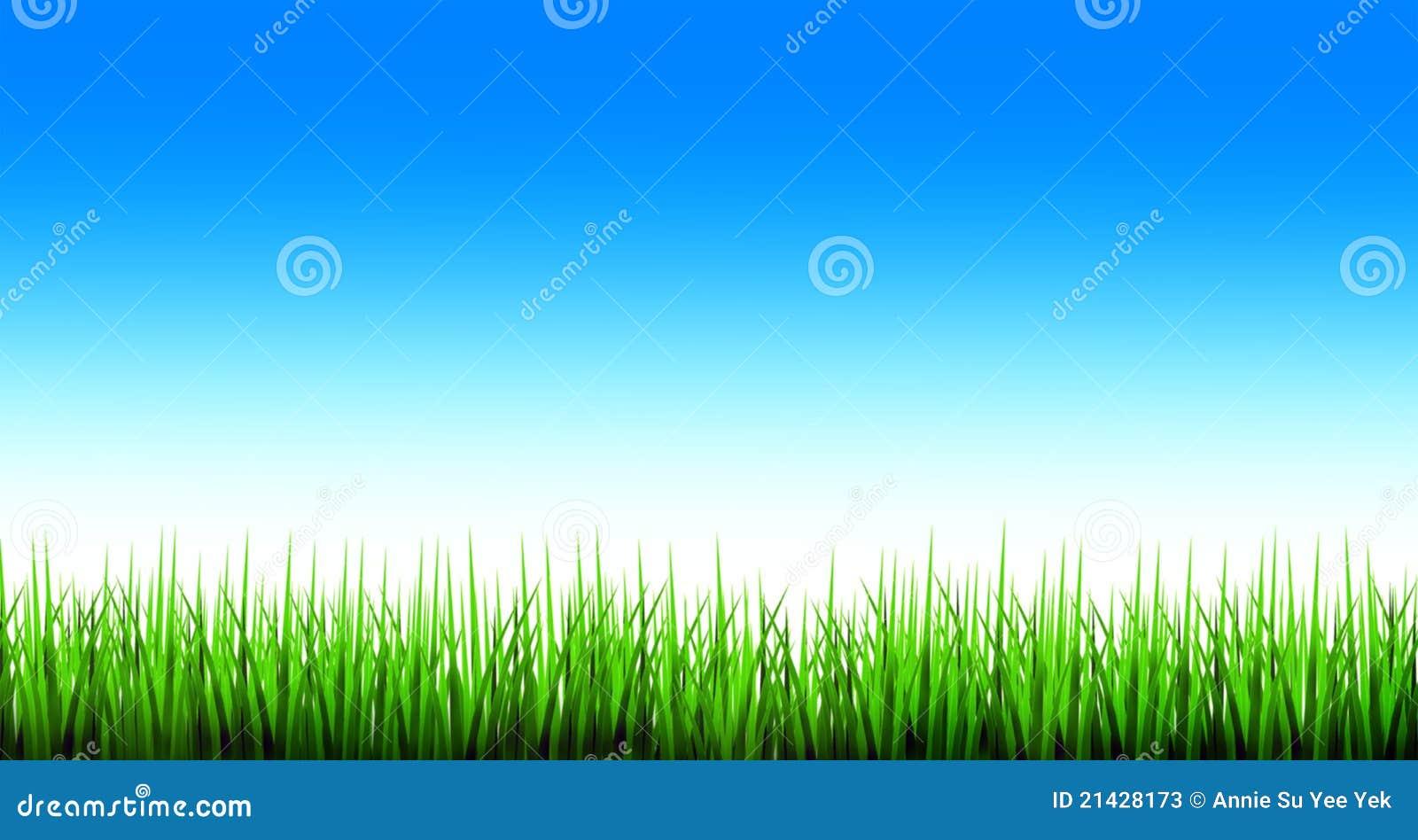 μπλε πράσινος ουρανός χλό&