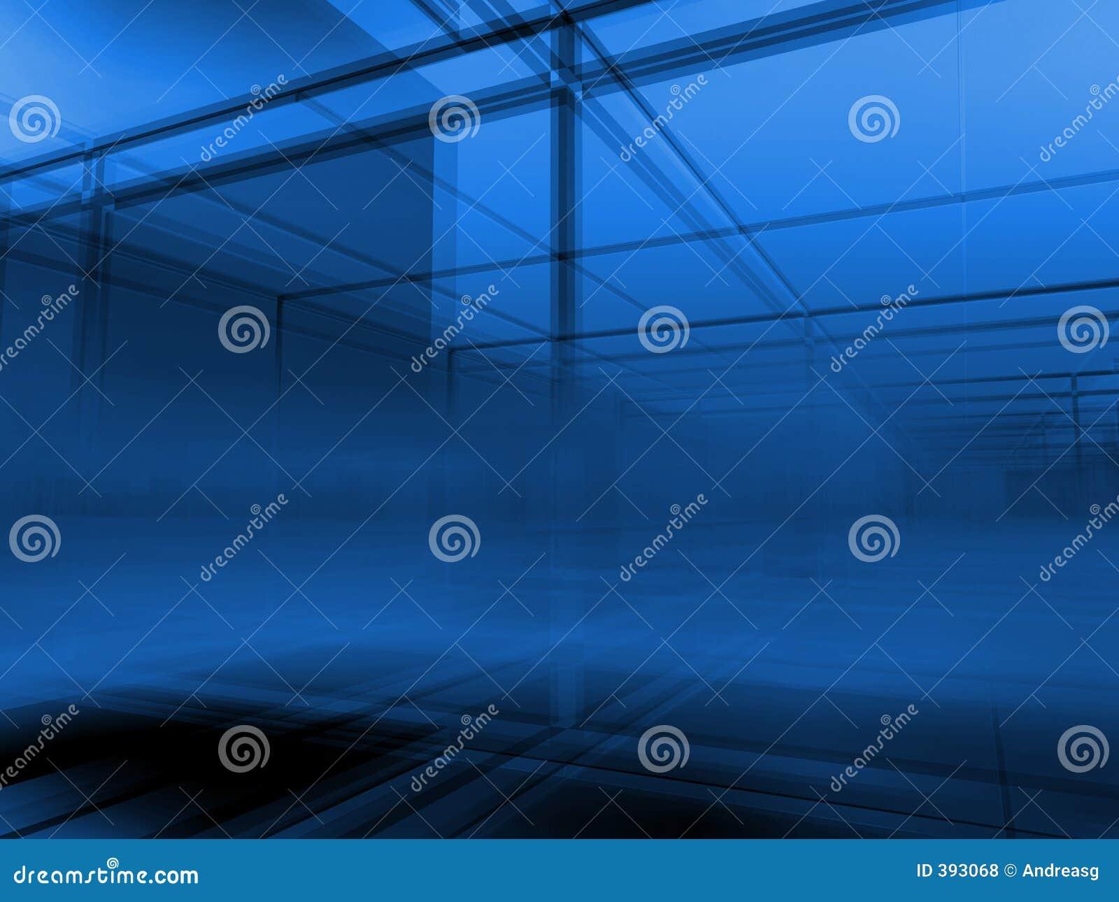 μπλε πόλη