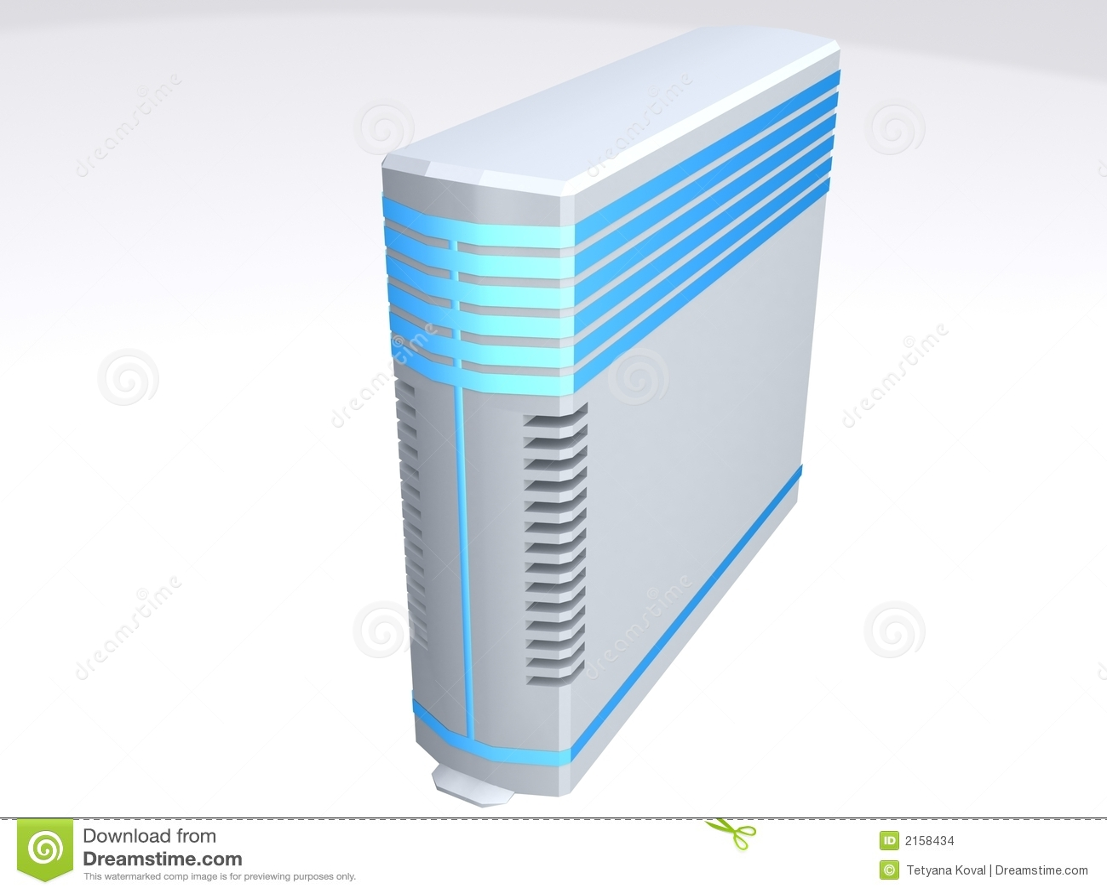 μπλε πύργος κεντρικών υπ&omicro