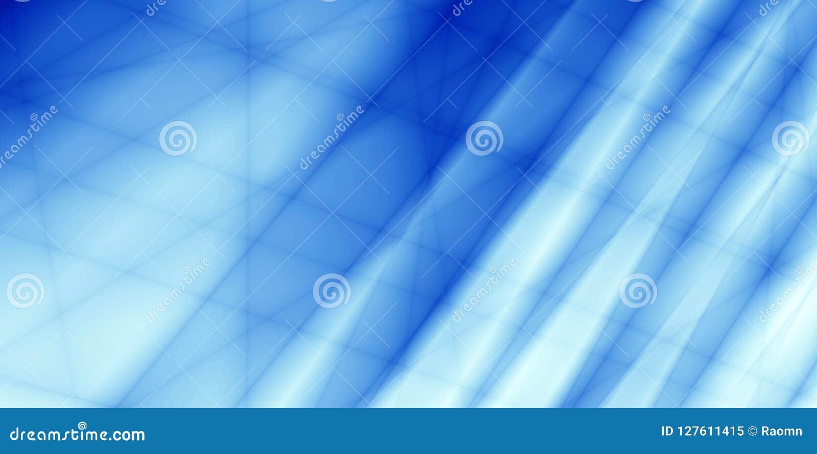 Μπλε σχέδιο οθόνης υποβάθρου ευρύ