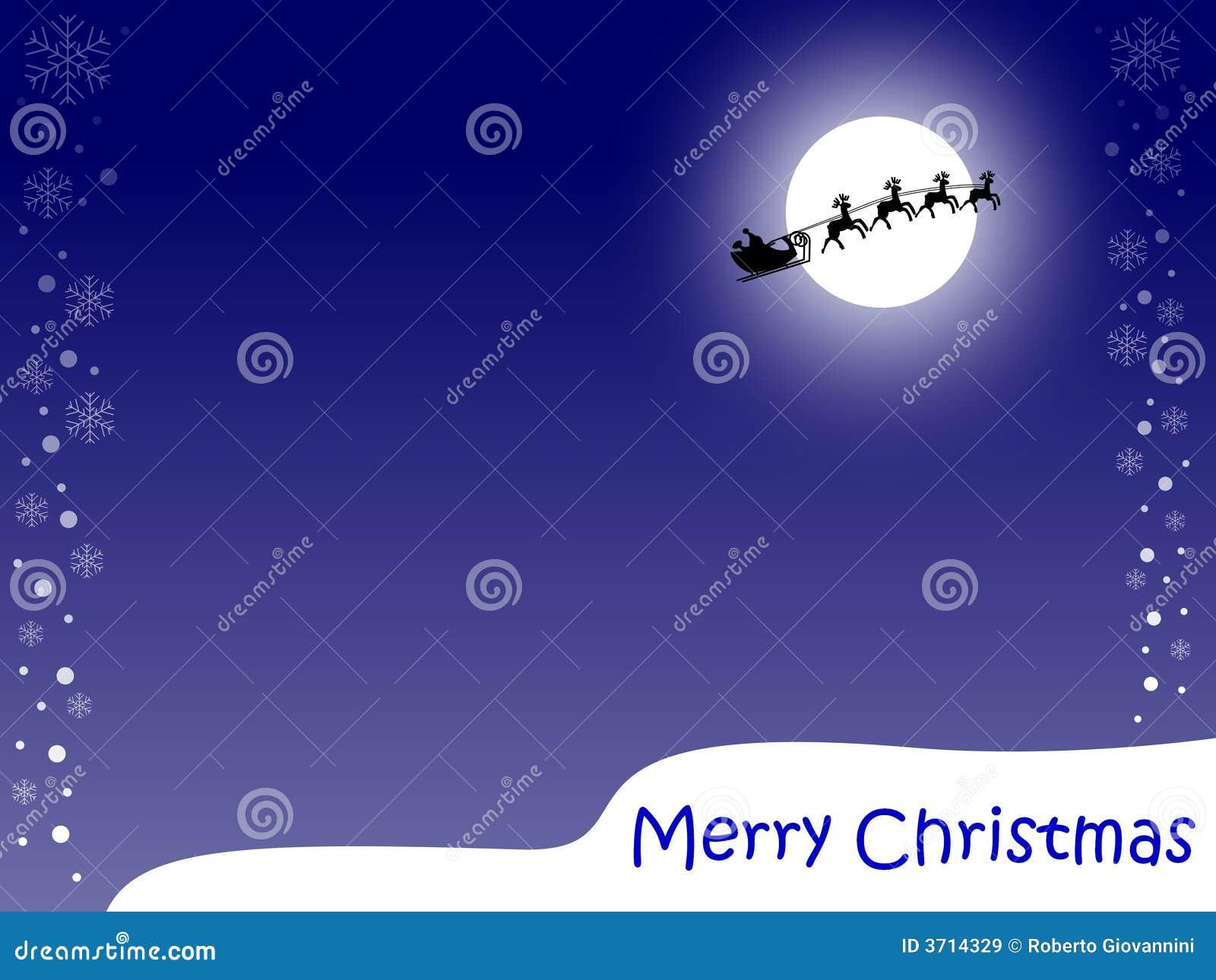 μπλε Χριστούγεννα καρτών εύθυμα
