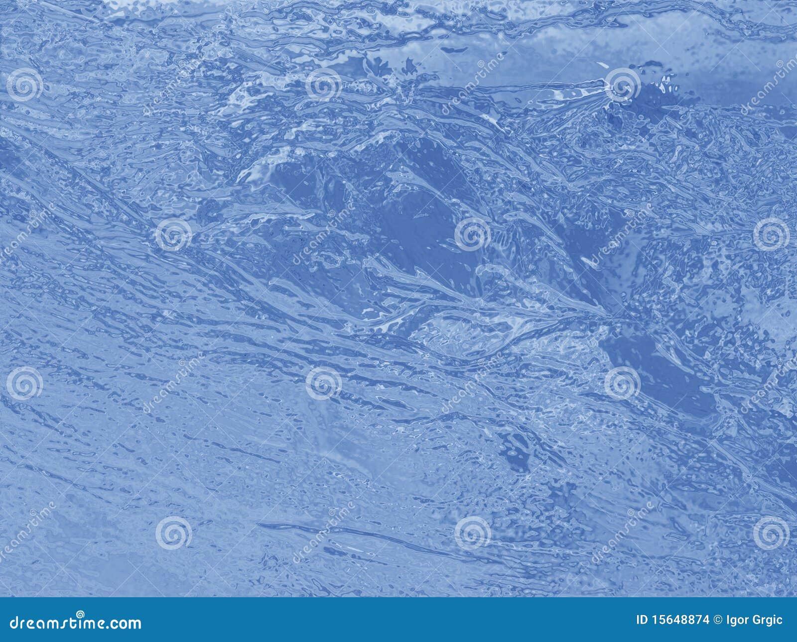 μπλε ύδωρ ανασκόπησης