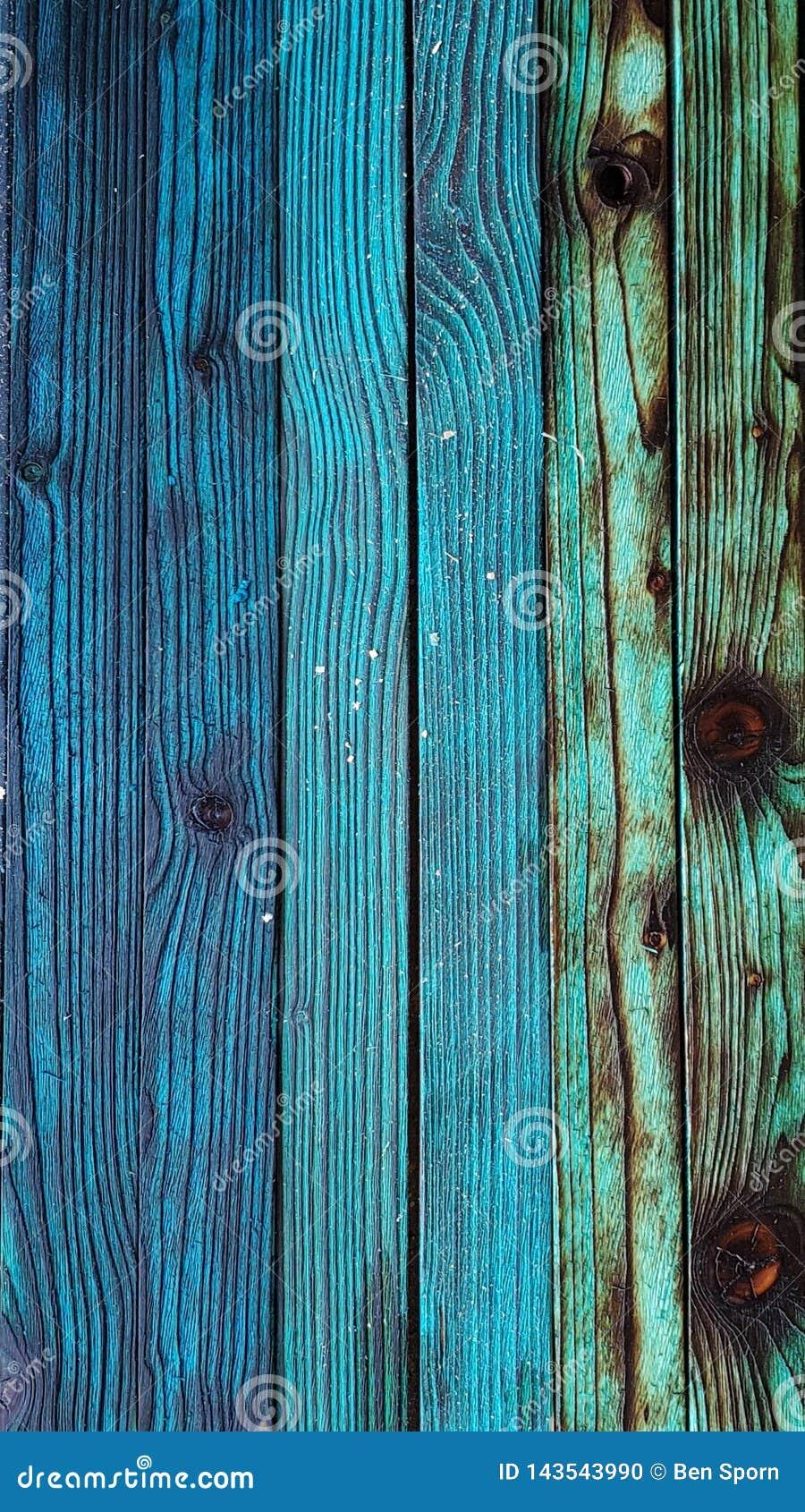 Μπλε Ombre
