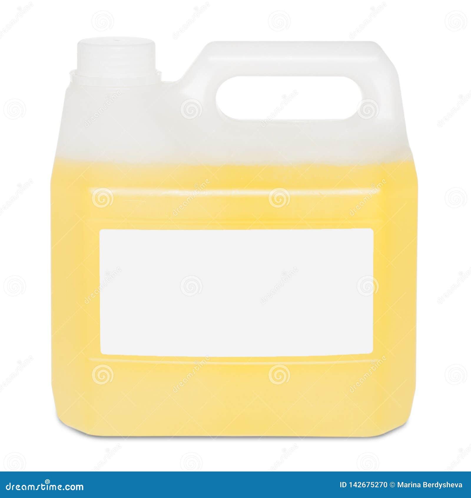 Μπουκάλι στο άσπρο backgroun