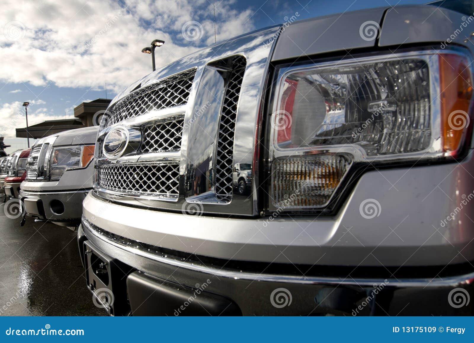 μπροστινά truck καγκέλων