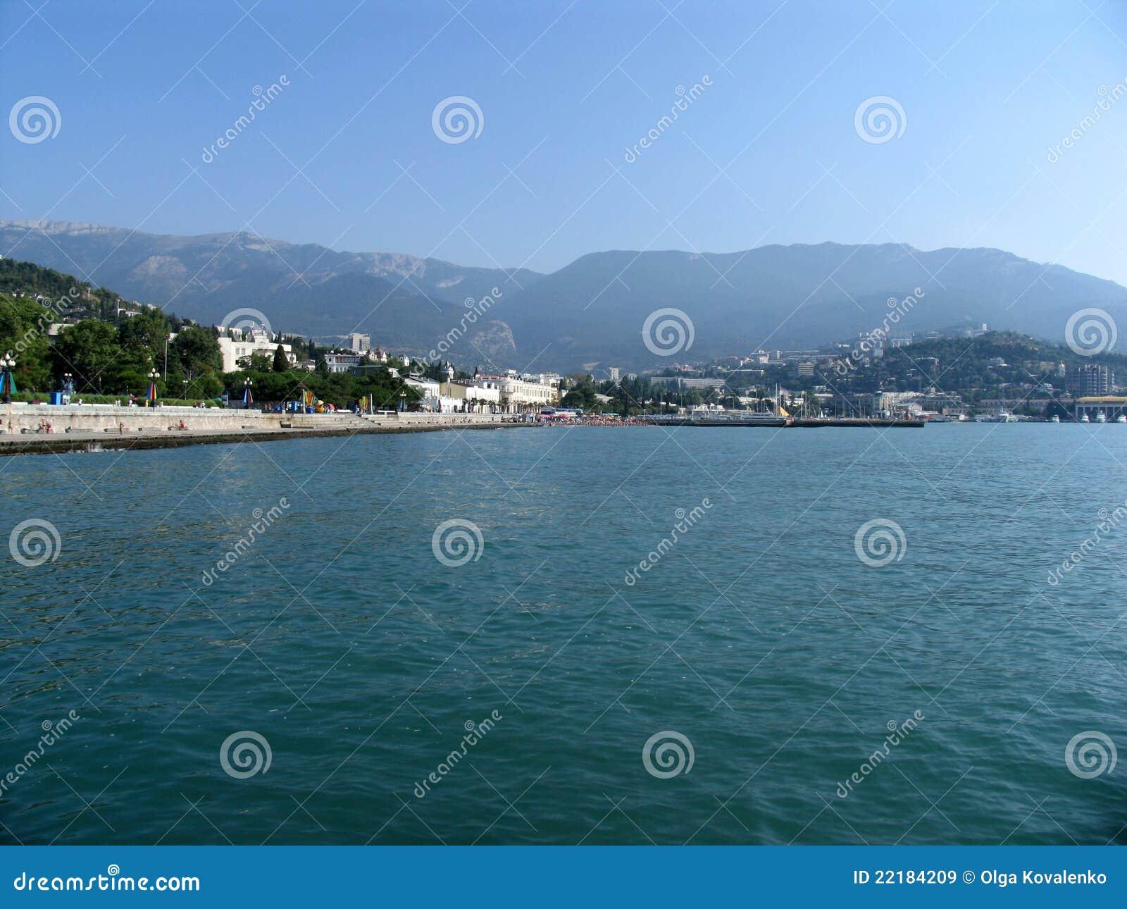 μπροστινή θάλασσα