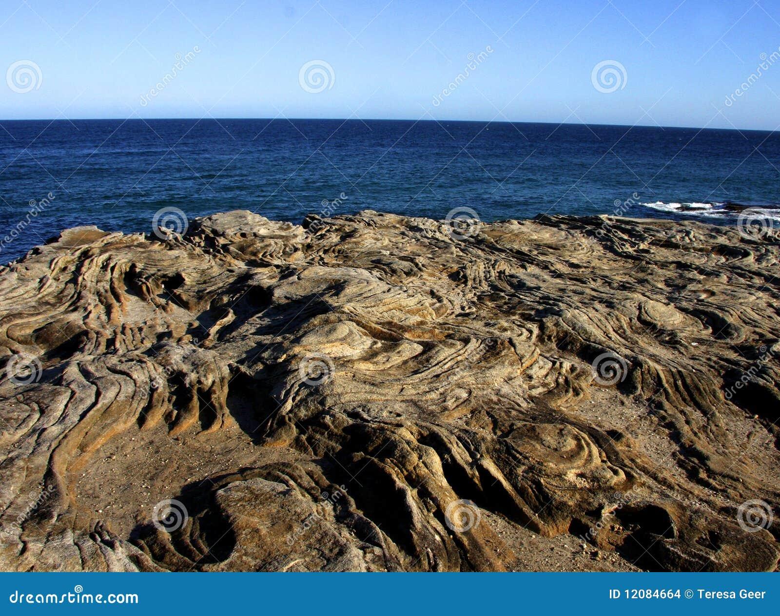 μπροστινός ωκεάνιος βράχ&omicro