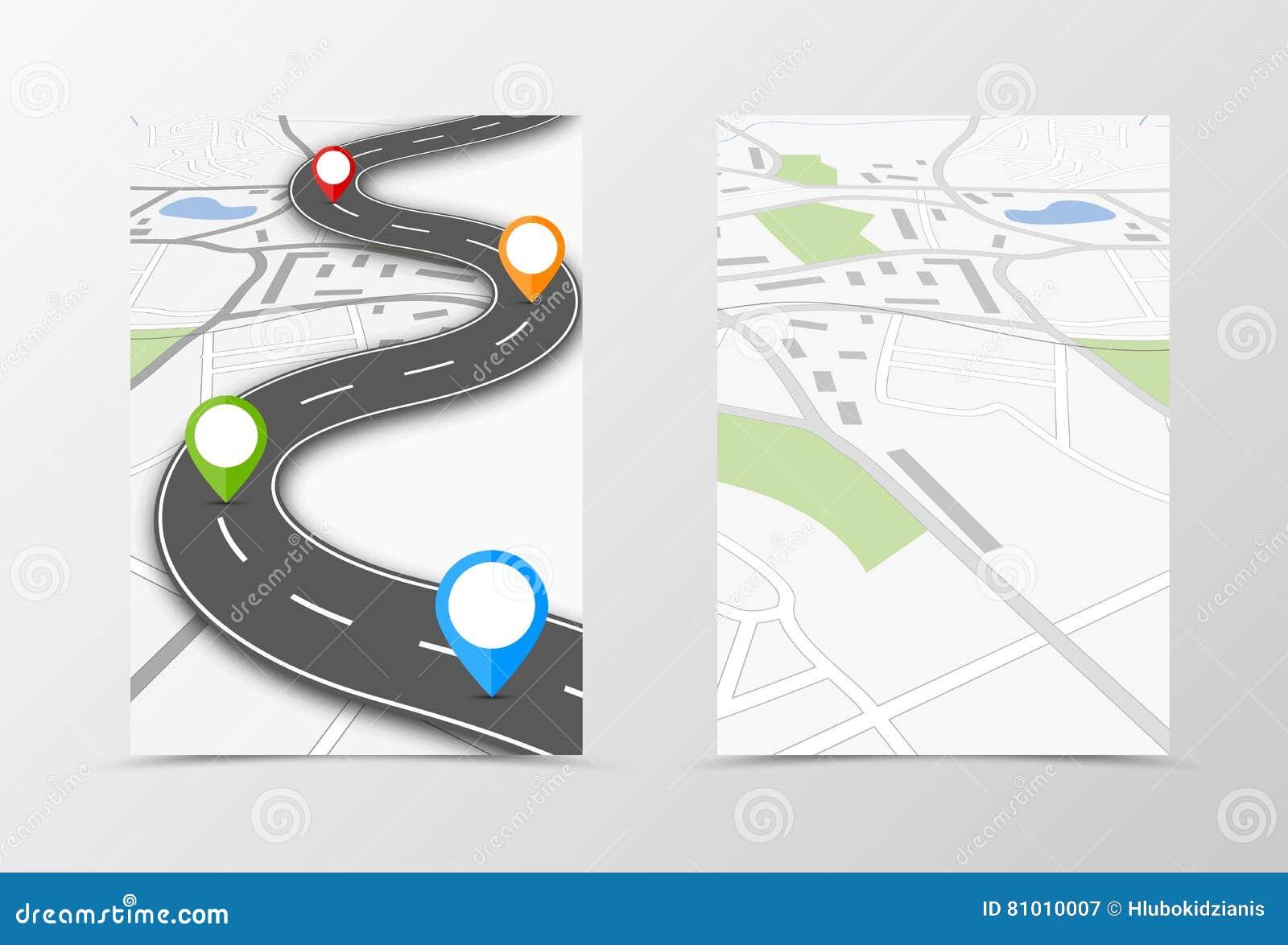 Μπροστινό και πίσω σχέδιο προτύπων ιπτάμενων ταξιδιού